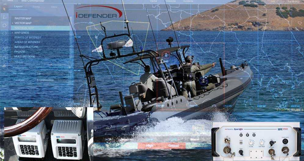 IDE: Η Ινδονησία επιλέγει το iDEFENDER για Επιχειρήσεις Ναυτικής Αποτροπής