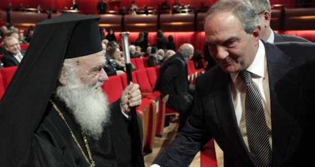 Μυστική συνάντηση Καραμανλή – Ιερώνυμου για το Σκοπιανό