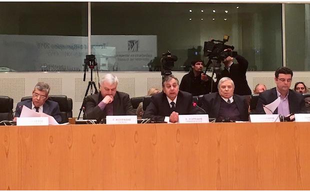 B. Κορκίδης: Η αδικαιολόγητη καθυστέρηση κατάρτισης ενός Εθνικού Αναπτυξιακού Σχεδίου επιδείνωσε τις επιπτώσεις ύφεσης
