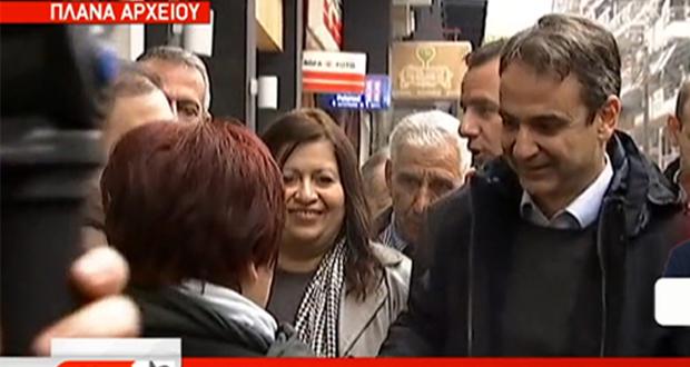 Μητσοτάκης: Το κράτος δικαίου βάλλεται βάναυσα από τις μεθοδεύσεις Τσίπρα (video)
