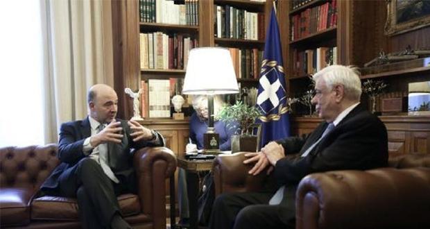 Παυλόπουλος: Να μπει τέλος στην αδιέξοδη λιτότητα (βίντεο)