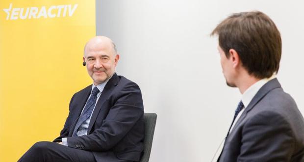 Moscovici: Η Ελλάδα δεν χρειάζεται «προληπτική πιστωτική γραμμή» αλλά στρατηγική ανάπτυξης