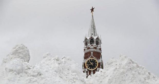 Μόσχα: «H Χιονοθύελλα του αιώνα»