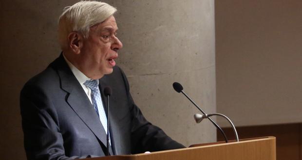 Προκόπης Παυλόπουλος: Χαιρετίζω την έναρξη των εκδηλώσεων για το «Αθήνα – Παγκόσμια Πρωτεύουσα του Βιβλίου 2018»
