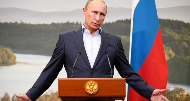 Ο Πρόεδρος της Ρωσίας Βλαντιμίρ Πούτιν…