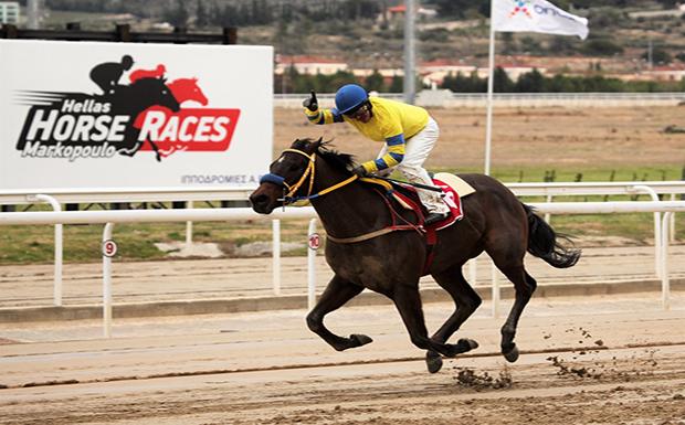 Συναρπαστικές κούρσες κορυφώνουν το ενδιαφέρον στις ιπποδρομίες στο Μαρκόπουλο