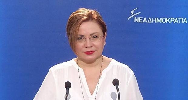 Μ. Σπυράκη: Ο κ. Τσίπρας και ο κ. Καμμένος εδώ και τρία χρόνια χτίζουν ένα νέο καθεστώς διαπλοκής.