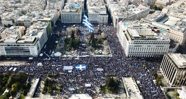 Τα συλλαλητήρια δεν κάνουν κακό&#8230; <br>Πρέπει να ακούγεται η φωνή του πολίτη!