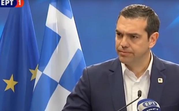 Αλ. Τσίπρας: «Πρέπει να καταλάβουν οι γείτονές μας πως η ευρωπαϊκή προοπτική δεν περνάει από την Άγκυρα, αλλά από την Αθήνα»