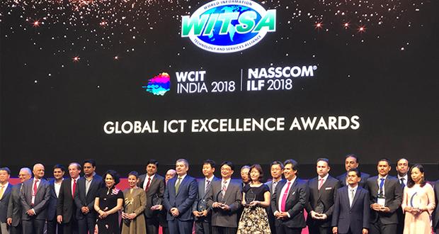 3 ελληνικές εταιρείες βραβεύθηκαν στα WITSA Global ICT Excellence Awards 2018