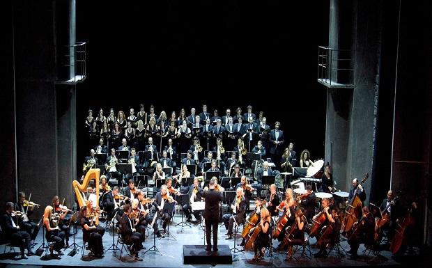 Πασχαλινή συναυλία της Συμφωνικής Ορχήστρας και της Χορωδίας Δήμου Αθηναίων