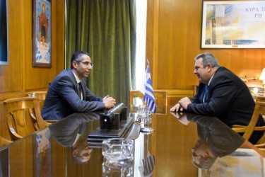 Καμμένος: Η Ελλάδα δεν είναι μακριά από την Κύπρο