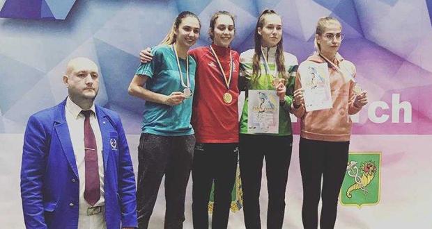 Taekwondo: Ασημένια η Ασπρογέρακα στο Χάρκοβο, χάλκινη η Τυρολόγου στο Λόμελ