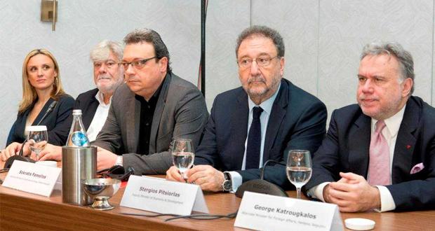 Περισσότερες από 300 διμερείς επιχειρηματικές συναντήσεις μεταξύ Ελλήνων και Σέρβων επιχειρηματιών στη Θεσσαλονίκη