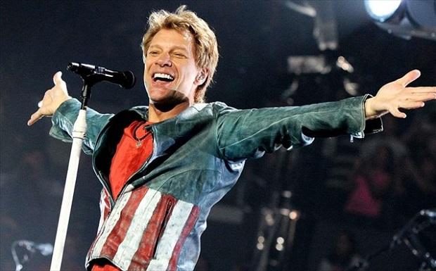 Bon Jovi: Το ιστορικό συγκρότημα επέστρεψε στην κορυφή των πωλήσεων στις ΗΠΑ