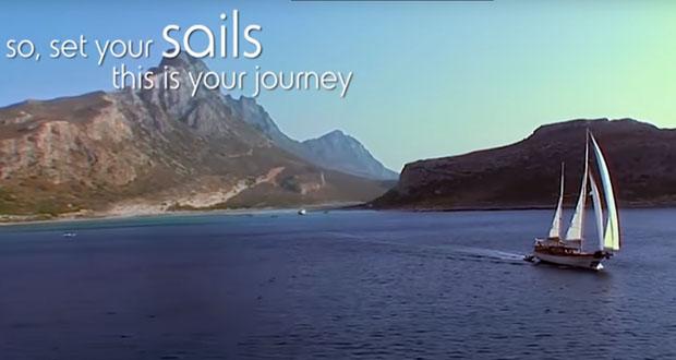 Πρώτο στην Ευρώπη το Βίντεο του ΕΟΤ για την Ελλάδα!