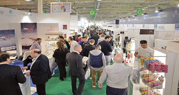 FOOD EXPO 2018: Πόλος έλξης σε μια από τις μεγαλύτερες Εκθέσεις Τροφίµων & Ποτών της Ευρώπης το Επιμελητήριο Αιτωλοακαρνανίας…