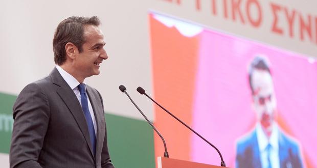 Κ. Μητσοτάκης: Θα επιδιώξω ευρεία πολιτική συναίνεση μετεκλογικά