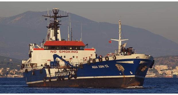 ΕΜΠ: Σαμποτάζ προκάλεσε το ναυάγιο του «Αγία Ζώνη 2»