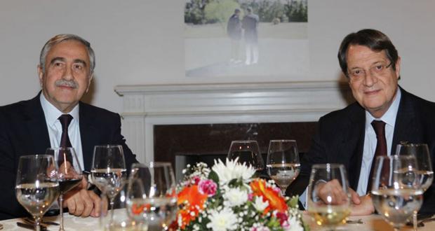 Συνάντηση Αναστασιάδη και Ακιντζί στις 16 Απριλίου