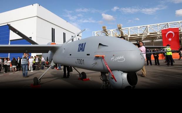 Η Τουρκία έχει αρχίσει να στέλνει drones πάνω από το Αιγαίο στέλνοντας μήνυμα…