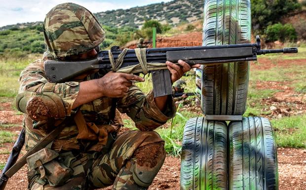 Μιχ. Κριθαρίδης στο «Π»: ΜέΡΑ25: Η Ελλάδα χρειάζεται επαγγελματικό στρατό και εθελοντές εφέδρους