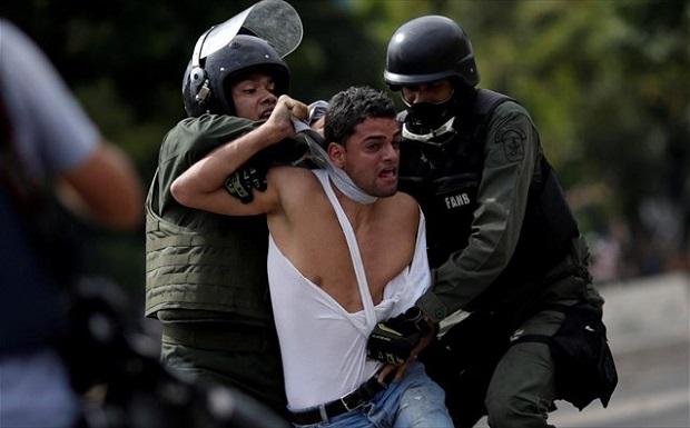 ΟΗΕ: Προς έρευνα για την κατάσταση των ανθρωπίνων δικαιωμάτων στη Βενεζουέλα