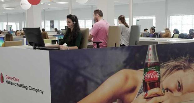 Νέα επένδυση τεχνολογίας του Ομίλου Coca-Cola HBC στην Ελλάδα ύψους €8.7 εκατ. υλοποιεί ο Όμιλος ΟΤΕ