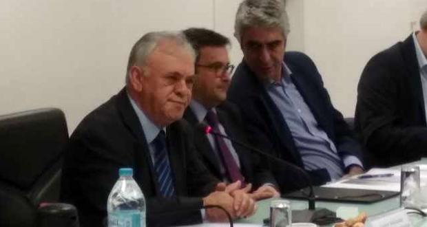 Γ. Δραγασάκης: Προωθούμε μέτρα για την προσέλκυση επενδύσεων