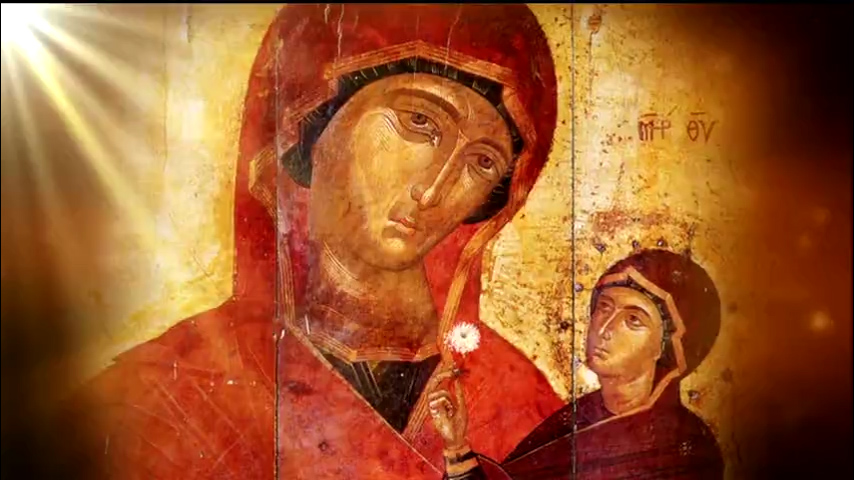 ΑΚΟΛΟΥΘΙΑ Δ΄ ΧΑΙΡΕΤΙΣΜΩΝ από τον Ιερό Ναό Αγίου Βασιλείου Λέσβου (βίντεο)
