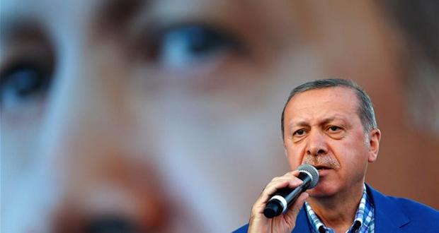 """Ερντογάν: Η Τουρκία θα """"σταματήσει"""" τα παιχνίδια των αγορών εναντίον της οικονομίας της με δυναμική ανάπτυξη!"""