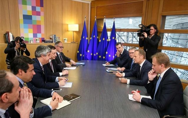 Eurogroup: Το β' 15νθήμερο Μαρτίου τα 5,7 δισ.