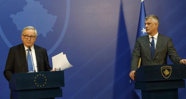 """""""Μακεδονία"""" τα Σκόπια για τον """"φίλο"""" μας Γιούνκερ: Λύστε τις διαφορές σας, κίνδυνος να επαναληφθούν στα Βαλκάνια οι συγκρούσεις τού όχι και τόσο μακρινού παρελθόντος"""