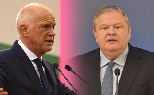 Παπανδρέου και Βενιζέλος φλερτάρουν με τη θέση Επιτρόπου