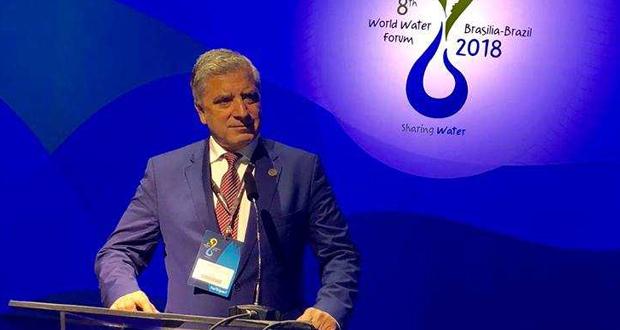 Γ. Πατούλης: Το νερό είναι ένα κοινωνικό αγαθό και δεν είναι προς πώληση