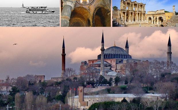 Τα σύνορα της καρδιάς μας… μην ξεχνάς, Ταγίπ, ότι είναι εκεί στην Τουρκία