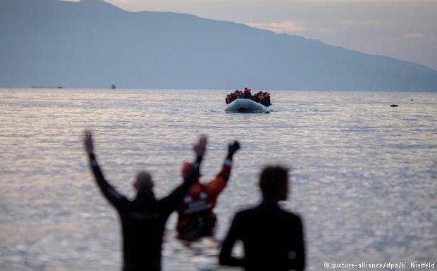 DW: Πρόβλημα στην Ελλάδα εάν αποτύχει η προσφυγική συμφωνία