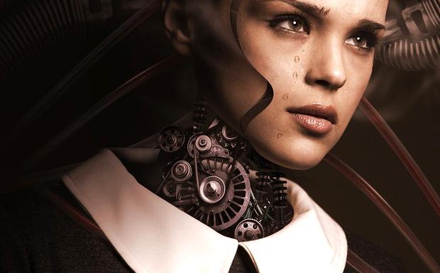 Εργάτες και ρομπότ: Η ταξική συμμαχία του μέλλοντος!