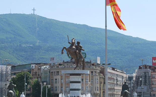 Σκόπια: Πέρασε η συμφωνία απο τη Βουλή