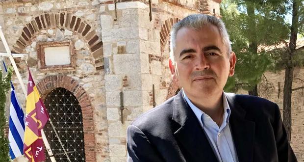 Μ. Χαρακόπουλος προς Ν. Κοτζιά: «Η διεθνής κοινότητα να σταματήσει την τουρκική βαρβαρότητα με την καταστροφή εκκλησιών στο Αφρίν»