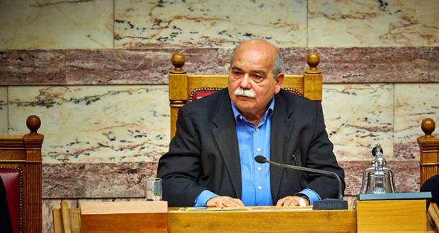 Π. Κρητικός: Το κύρος της Βουλής απορρέει από τον πρόεδρό της