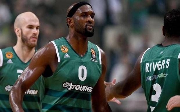 Σίνγκλετον-Ντένμον: «Να πάρουμε το κύπελλο στο Βελιγράδι και το πρωτάθλημα στην Ελλάδα»