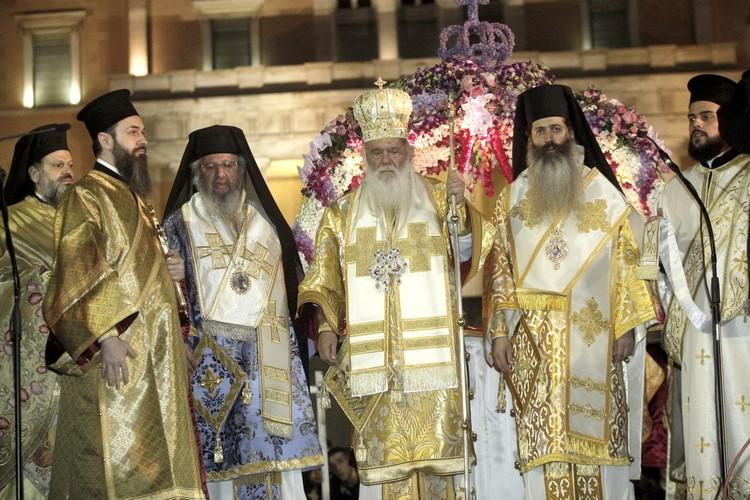 Αρχιεπίσκοπος: Μην περιμένουμε να μας διακονούν, αλλά να διακονούμε