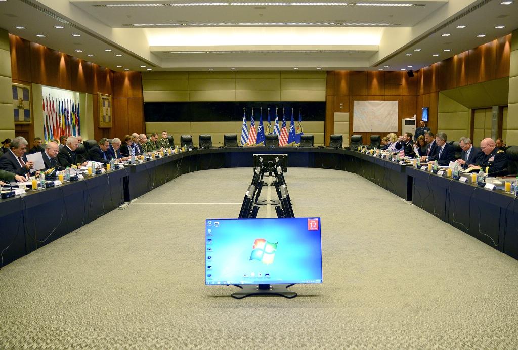 Συνεδρίασε η Συμβουλευτική Επιτροπή Υψηλού Επιπέδου Ελλάδας – ΗΠΑ στο ΥΠΕΘΑ