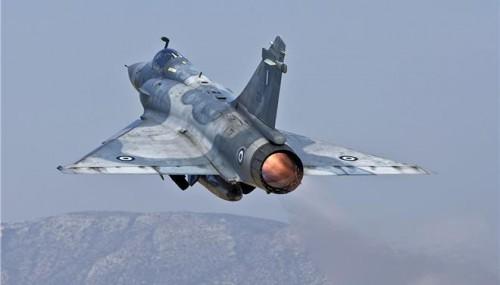 Νεκρός ο χειριστής του Mirage της Πολεμικής Αεροπορίας