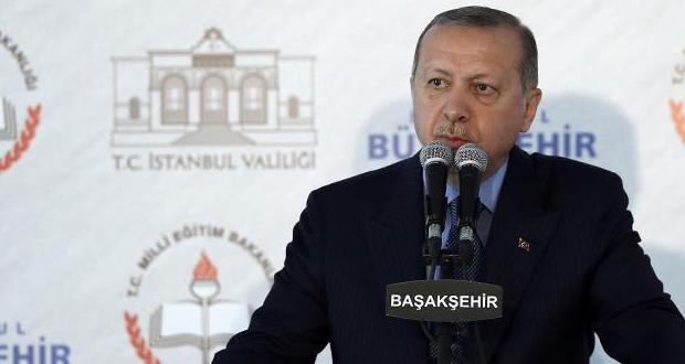 Ερντογάν: Η Τουρκία επιδιώκει να είναι μεταξύ των 10 κορυφαίων χωρών