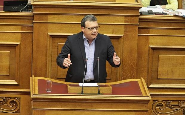 Σ. Φάμελλος: Η υποκρισία του κυρίου Χατζηδάκη είναι προφανής εφόσον έχει παγώσει τα πολεοδομικά σχέδια όλων των Δήμων της χώρας που είχε δρομολογήσει ο ΣΥΡΙΖΑ