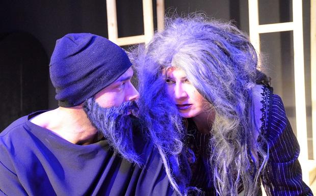 Θέατρο Εκάτη: Η ΓΥΝΑΙΚΑ ΤΗΣ ΖΑΚΥΘΟΣ