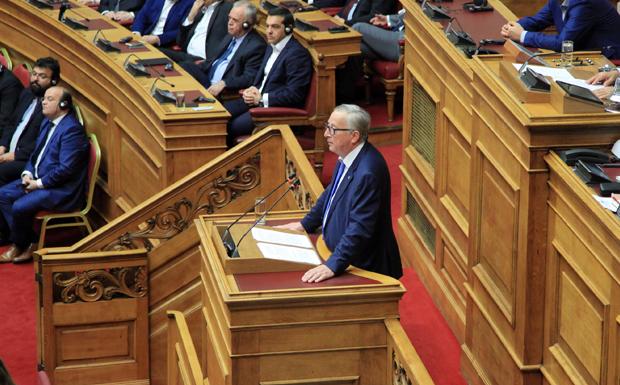 """""""Καρφί"""" Γιούνκερ στον Ερντογάν: Να μη μου λέει ότι δύο Έλληνες στρατιώτες είναι απειλή!"""