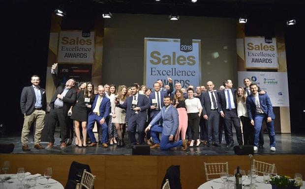 Σάρωσε ο ΟΠΑΠ με επτά σημαντικές διακρίσεις στα Sales Excellence Awards 2018